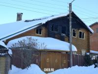 Сгоревший дом ул. Инженера Куприянова 9