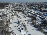 Деревня Протопопиха зимой