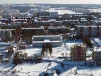 Вид сверху на школу №18