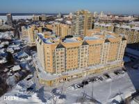 Вид сверху на ул. Смирнова 7