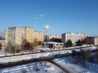 Вид на дома по улице Цивильская