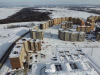 Фото с высоты: Новый город
