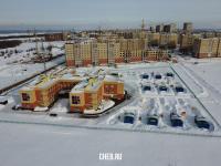 Детский сад на ул. Новогородская 6