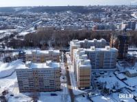 Вид сверху на улицу Щорса