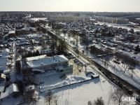 Вид сверху на район вокруг Сокола