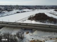 Проезд под Московским мостом