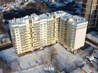 Вид сверху на Сергия Радонежского 11