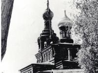 Церковь Божьей Матери Казанской, с. Альгешево Чебоксарского района