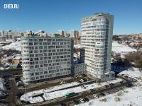 Вид сверху на ул. Гражданская 5