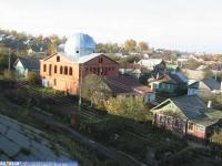Дома у Гагаринского моста