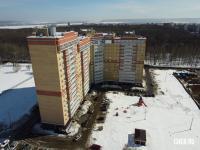 Вид сверху на ул. Советская 50А