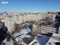 Вид на ул. Лебедева 9