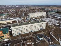 Вид сверху на ул. Ярославская 2А