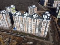 Вид сверху на ул. Бутякова 4