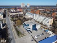 Вид сверху на улицу Текстильщиков