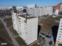 Вид на ул. Пролетарская 27