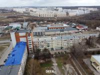 Вид сверху на ул. Гражданская 48
