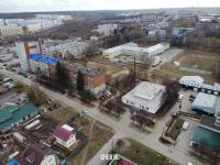 Вид сверху на ул. Олега Кошевого