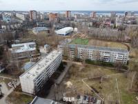 Двор дома Московский проспект 50к2