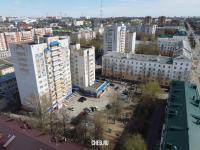Высотки на проспекте Ленина