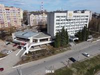Вид сверху на здание ДИС - ул. Цивильская 11