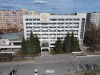 Вид на Президент-отель ДИС