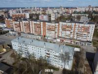 Вид сверху на дома ул. Энгельса 12 и ул. Энгельса 3к1