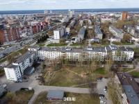 Вид сверху на ул. 50 лет Октября 1