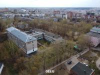Вид сверху на школу №30