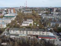 Вид сверху на Гагарина 36