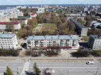 Вид сверху на ул. Пирогова 30