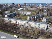 Вид на Московский проспект 50