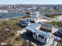 Вид сверху на ул. Нижегородская 6
