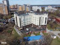Вид на ул. Нижегородская 2к1