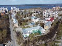Вид сверху на улицы Афанасьева-Красина