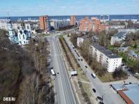 Вид на улицу Гузовского