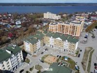 Вид на дома по ул. Константина Иванова