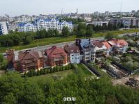 Вид сверху на ул. Шевченко 10