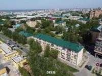 Вид сверху на ул. Петрова 7