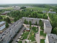 Вид сверху на ул. Совхозная 2