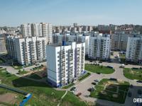 Вид на ул. Чернышевского 21к2