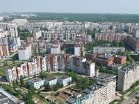 Панорама Юго-Западного района - Вид сверху