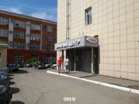 Офисный центр на Второй площадке ЧЭАЗ
