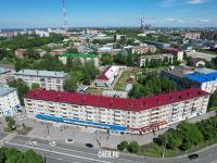 Вид сверху на пр. Ленина 59