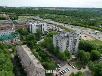 Девятиэтажки на улице Шевченко