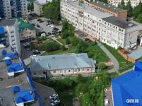 Вид сверху на ул. Шевченко 1