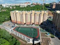 Вид сверху на ул. Лукина 20
