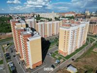 Вид сверху на ул. Миначева 11