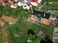 Недостроенный дом на ул. Ромашковая 12