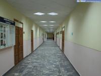 Третий этаж корпуса «Е» ЧГУ